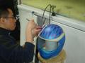 Three Day Helmet Painting