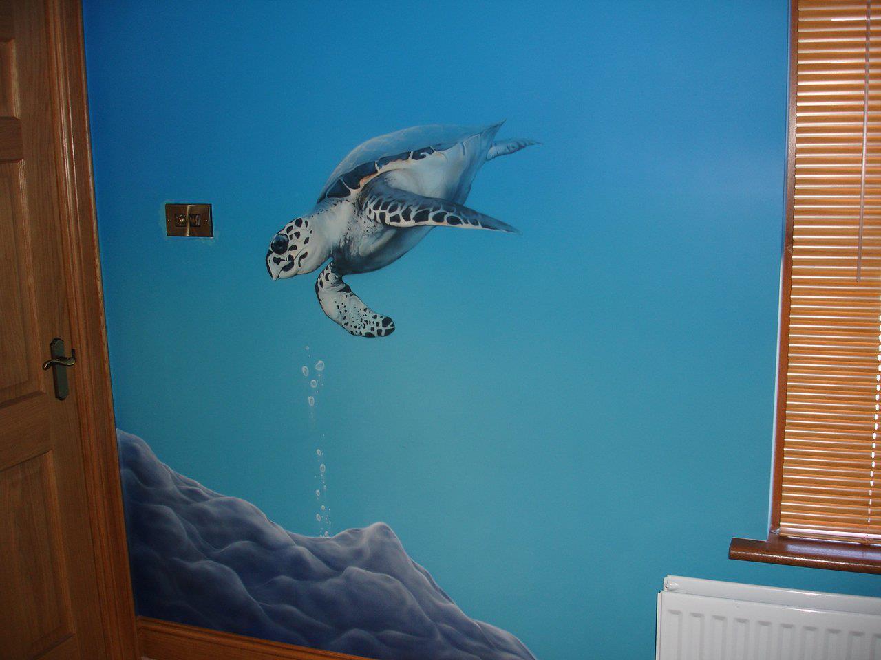 Airbrush Classes Three Day Mural Painting Class
